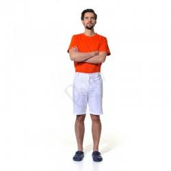 Pánské šortky s členícími švy