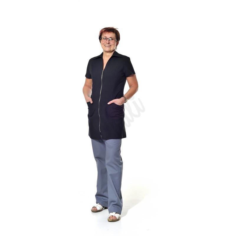 33c936ecb253 Dámské šaty na zip - Pracovní oděvy Pauli
