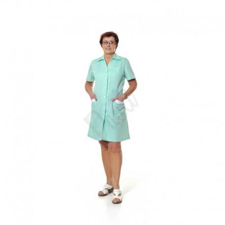 Dámské šaty propínací