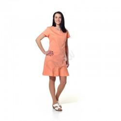 Dámské šaty s členícími švy
